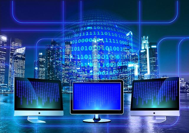 počítače a binární kódy
