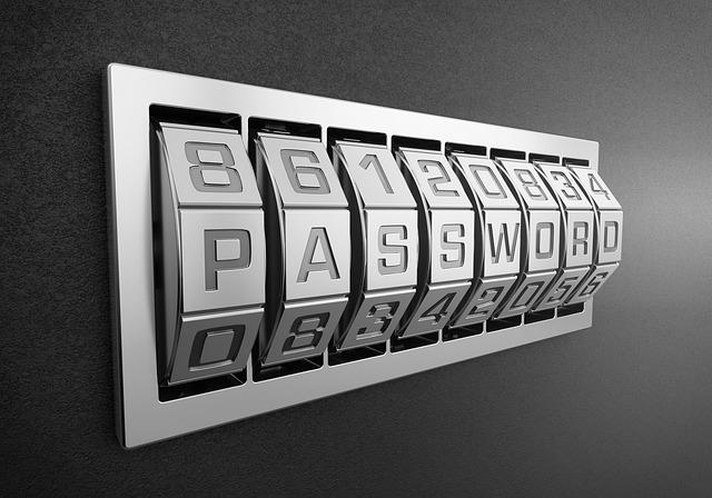 kódování hesla