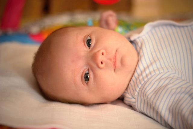 miminko chlapec